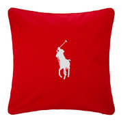 pony-cushion-cover-50x50cm-red-white