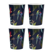 parrot-collection-melamine-cup-set-of-4