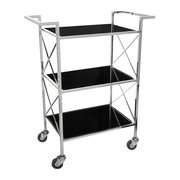 three-tier-drinks-trolley-black-silver