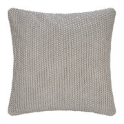 metallic-cable-knit-cushion-grey-silver
