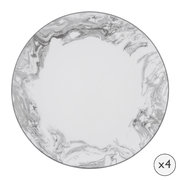 gunnison-porcelain-dinner-plates-set-of-4-silver