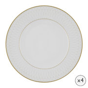prism-porcelain-dinner-plates-set-of-4-gold