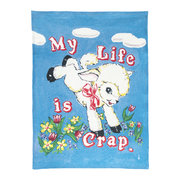 magda-archer-my-life-is-crap-tea-towel