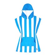 cabana-childrens-poncho-bondi-blue