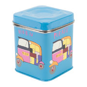 hand-painted-rickshaw-stainless-steel-canister-blue