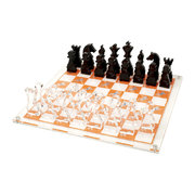 chess-board-orange-with-horse-print