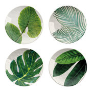 amazon-floral-melamine-side-plate-set-of-4