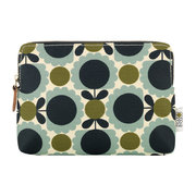 scallop-print-cosmetic-bag