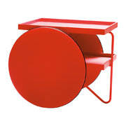 chariot-table-fluro-red