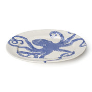 creatures-extra-large-oval-blue-octopus-platter
