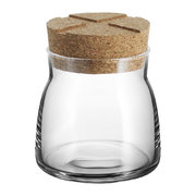 bruk-clear-jar-with-cork-lid-clear-small
