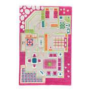 childrens-3d-play-rug-pink-play-house-100x150cm