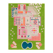 childrens-3d-play-rug-green-play-house-80x113cm
