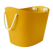 balcolore-basket-with-rope-handle-mustard-medium