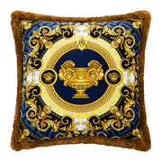 la-coupe-des-dieux-cushion-45x45cm-blue-black-gold