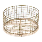 shallow-gold-wire-basket
