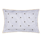 botanical-bee-oxford-pillowcase-blue