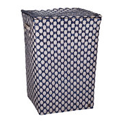 lyon-square-basket-with-handles-pale-grey-navy