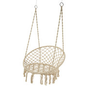 outdoor-hammock-chair-with-fringing-cream