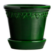 copenhagen-glazed-plant-pot-and-saucer-emerald-21cm
