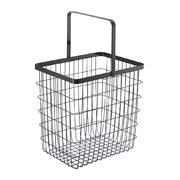 tower-wire-laundry-basket-black