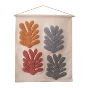 leaves-tufted-wall-decoration