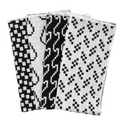 assorted-printed-napkins-set-of-4-black-white