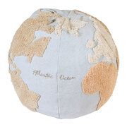 world-map-pouf