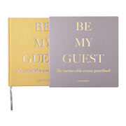be-my-guest-guest-book-beige-yellow