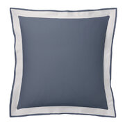 marceau-pillowcase-navy-snowy-white-65x65cm