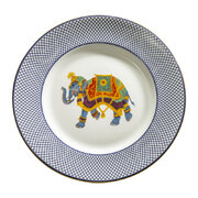 ceremonial-indian-elephant-dinner-plate