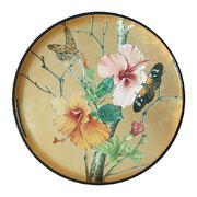 butterfly-flower-lacquer-tray