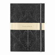 paseo-embossed-b5-notebook-black