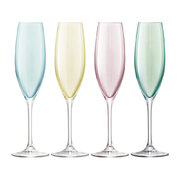 polka-assorted-pastel-champagne-glasses-set-of-4