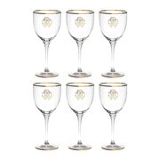 monogram-wine-goblets-set-of-6-gold