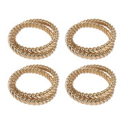 deco-twist-napkin-rings-set-of-4-gold