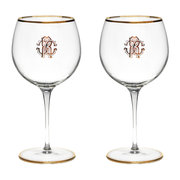 grands-verres-a-vin-monogram-lot-de-deux-or