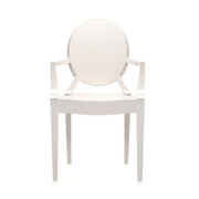 louis-ghost-armchair-glossy-white