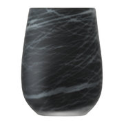 silk-vase-white-on-black-h23cm