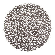pressed-pebble-round-placemat-gunmetal