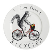 i-love-cheese-bicycles-side-plate