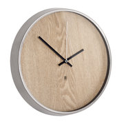 madera-wall-clock-natural-nickel
