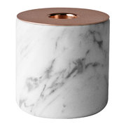 chunk-of-marble-with-copper-candle-holder-large
