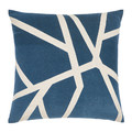 Harlequin - Sumi Indigo Bed Cushion - 45x45cm