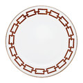 Richard Ginori 1735 - Catene Dinner Plate - Scarlatto