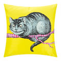 Mrs Moore's Vintage Store - Alice In Wonderland Cushion - Cheshire Cat