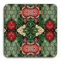 Avenida Home - Patch NYC Flora Coaster - Pink Bouquet
