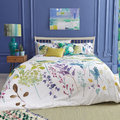 Bluebellgray - Botanical Duvet Set - Super King
