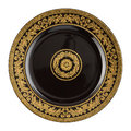 Versace Home - 25th Anniversary Gold Baroque Plate - Limited Edition