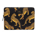 Wouf - Black Leopard iPad Case